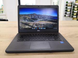 """Portable Dell ChromeBook 3400 14"""" Celeron"""