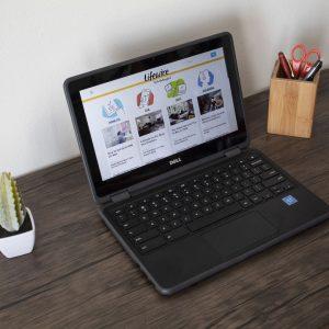 """Portable Dell Inspiron 3181 11"""" Celeron N3060"""
