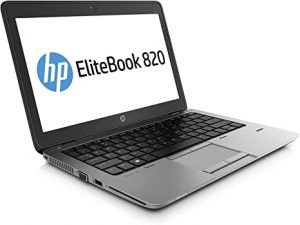 "Portable HP Elitebook 820 G1 12"" i5-4"