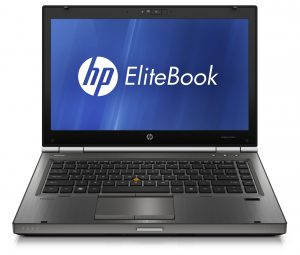 "Portable HP Elitebook 8460W 14"" i5-2"
