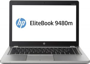 "Portable HP Elitebook 9480M 14"" i5-4"